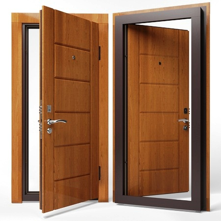 входные двери от 3 тысяч