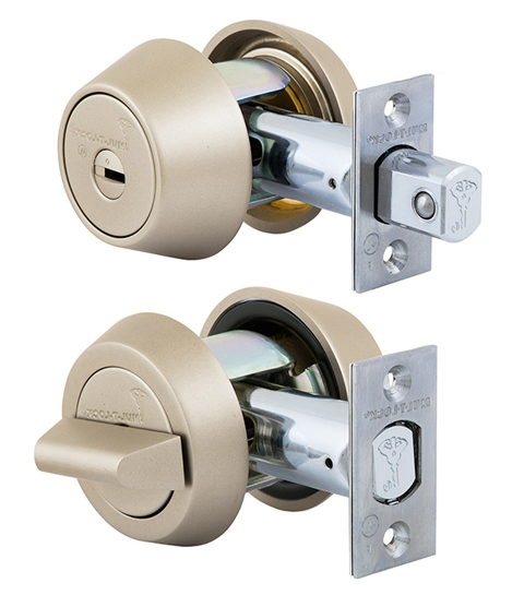 Замок MUL-T-LOCK DEAD BOLT HERCULAR SATIN NICKEL UNIV BS60/70мм INTERACTIVE+